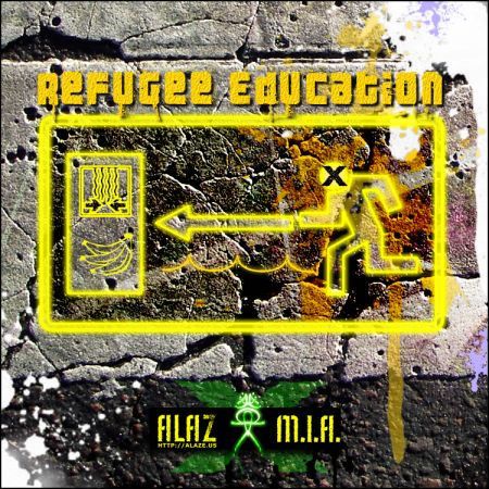 alaz suel - m.i.a. refugee education